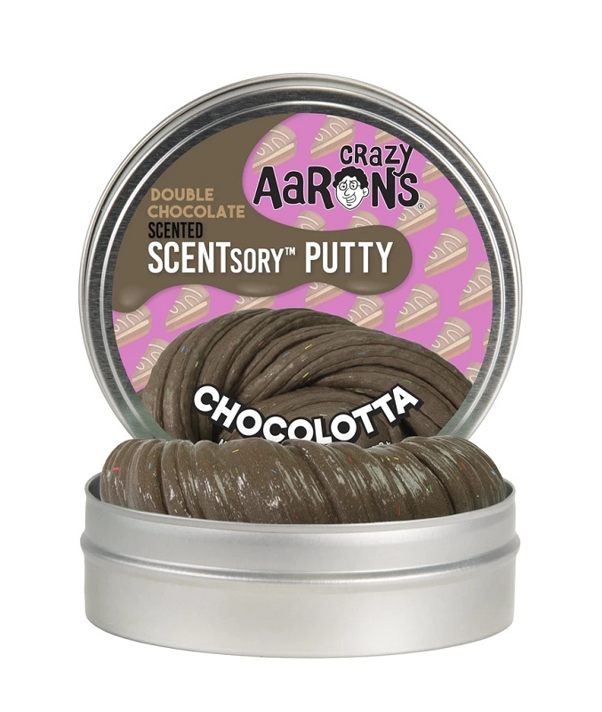 SCENTsory putty .80oz | Chocolotta