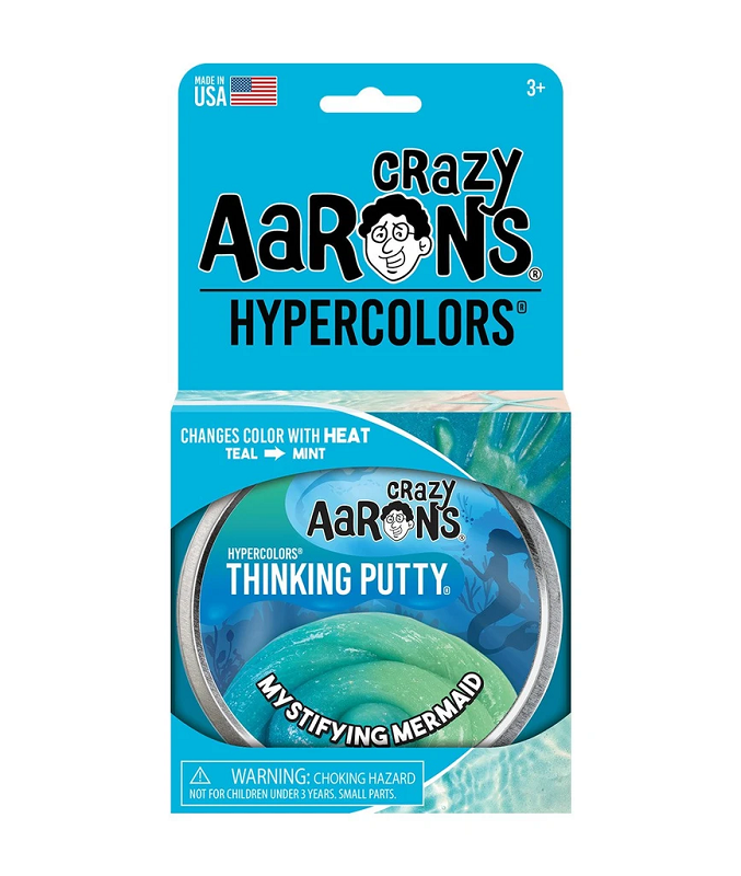 Hypercolors Putty 3.2oz | Mystifying Mermaid