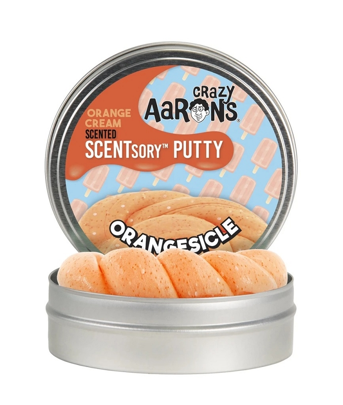 SCENTsory putty .80oz | Orangesicle