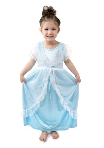 Princess Nightgown with Robe | Cinderella