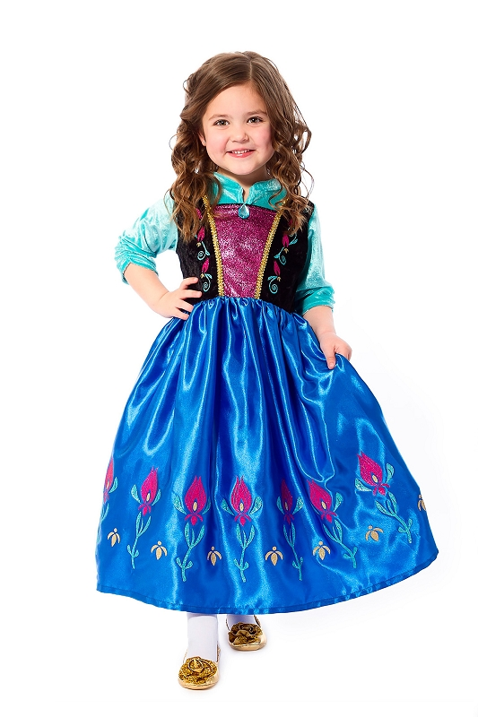 Princess Dress | Scandinavian Princess