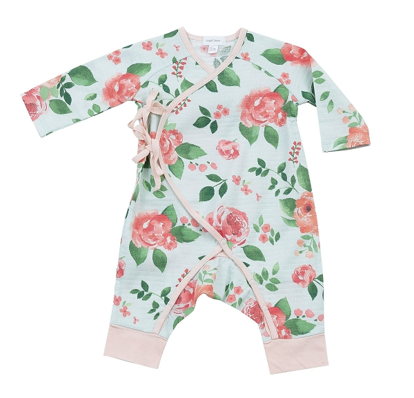 Wrap Coverall | Rose Garden