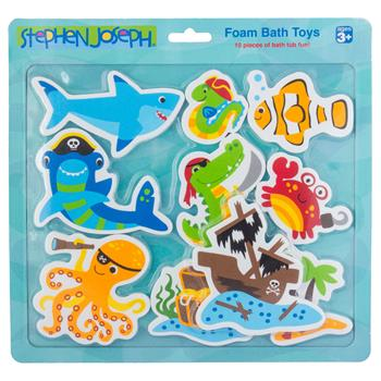 Foam Bath Toys | Pirate