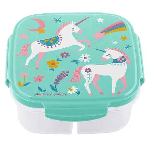Snack Box with Ice Pack | Unicorn