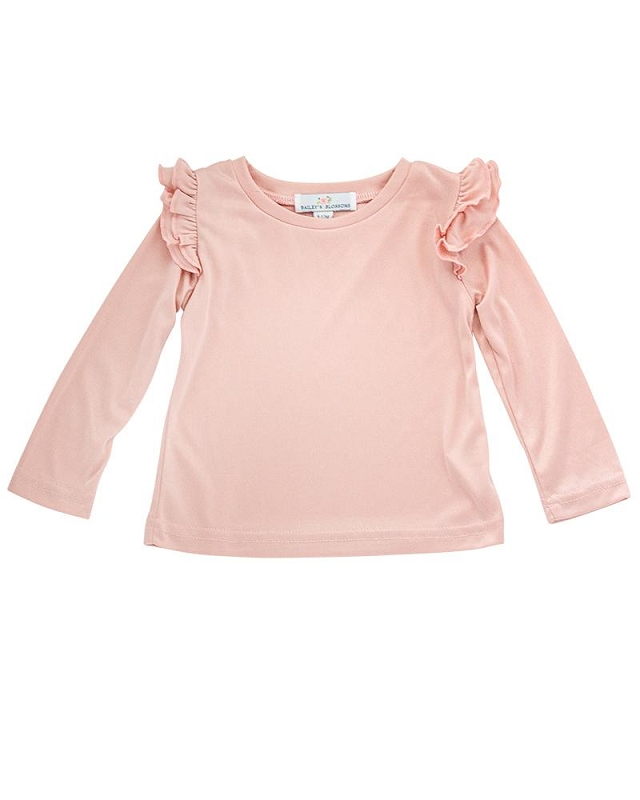 Embry Top | Blush Pink