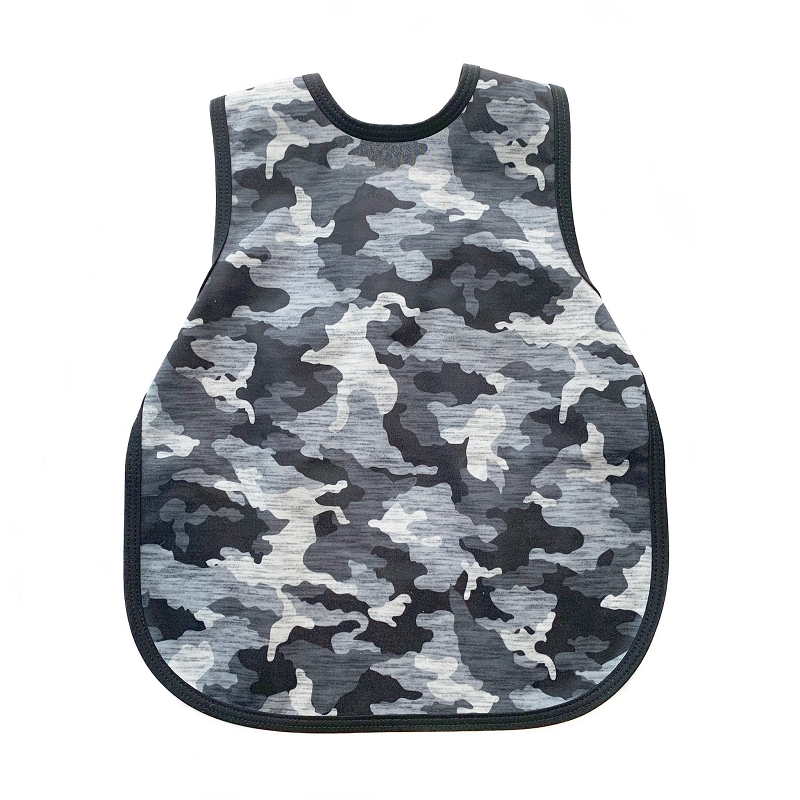 Toddler Bapron 6m-3T | Heathered Camo