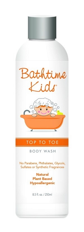 Bathtime Kids Top to Toe Body Wash 8.5 oz