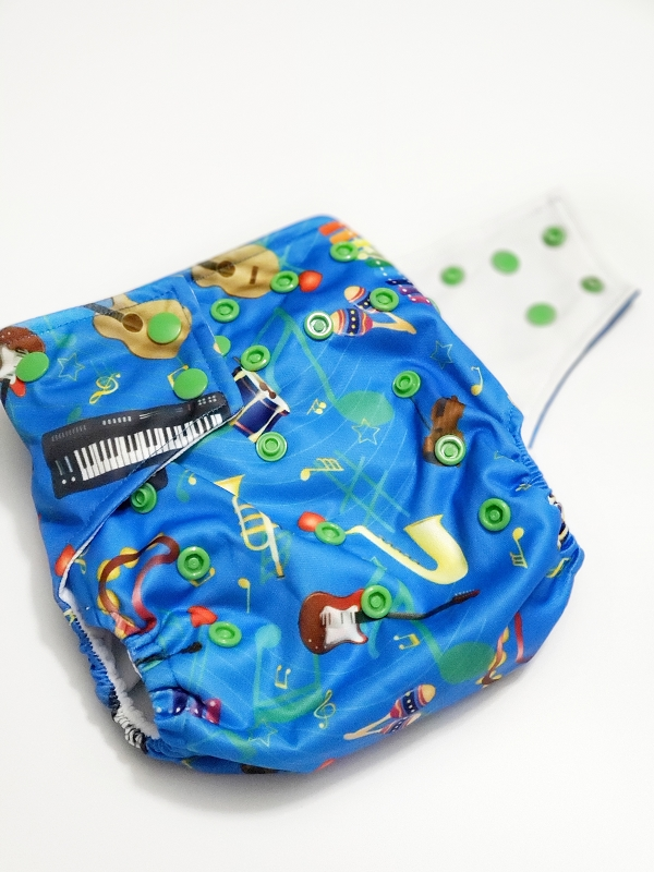 Bebeboo Choice AI2 Diaper OS | Romeo's Song