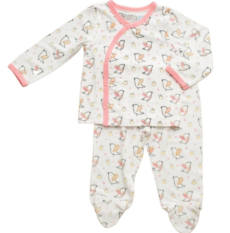 Modal Infant Set | Birds and Bee's