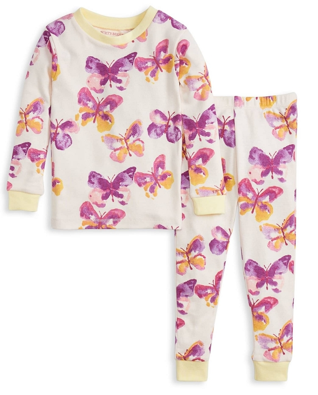 Butterflies Awaken Baby 2 pc Pajamas