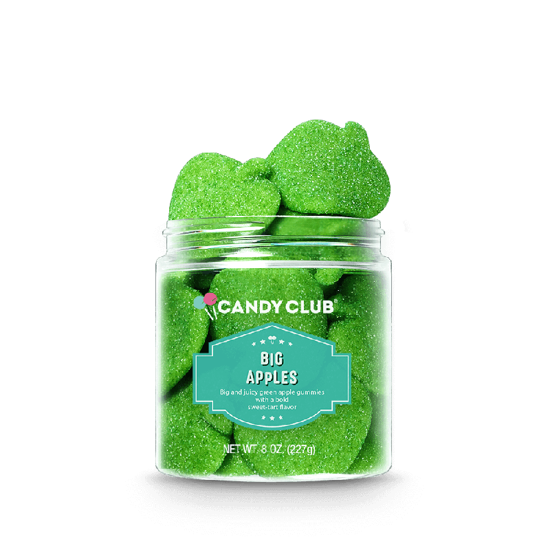 Candy Club Big Apples | 8 oz