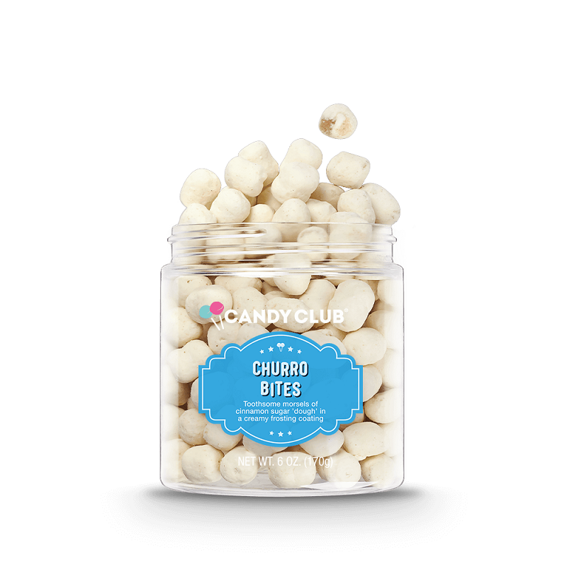 Candy Club Churro Bites | 6 oz