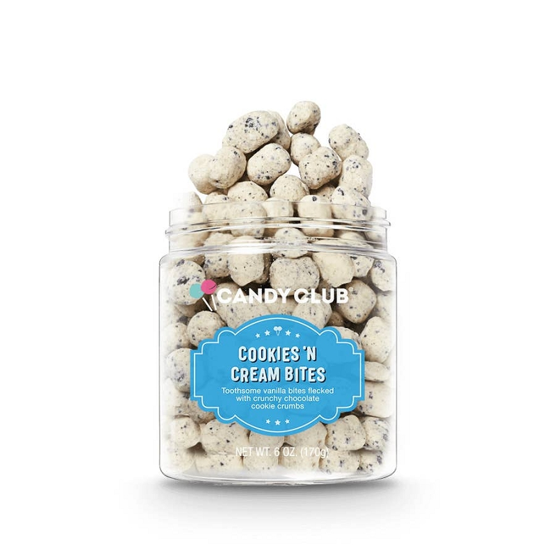 Candy Club Cookies & Cream Bites | 6 oz
