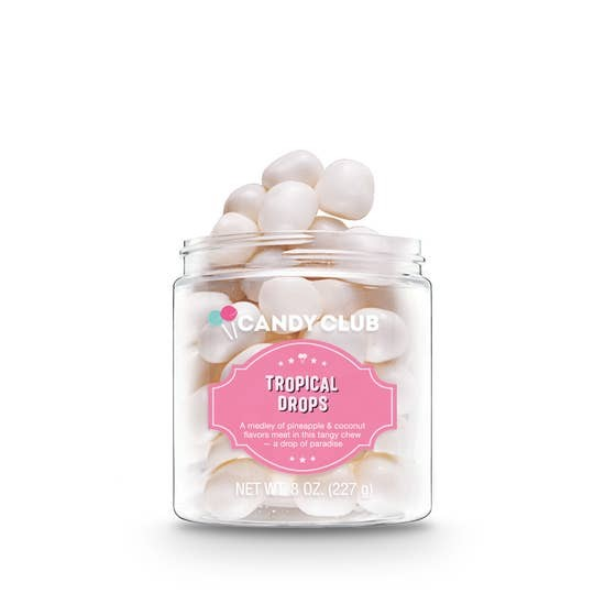 Candy Club Tropical Drops | 8 oz