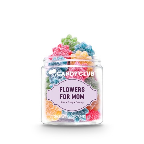 Candy Club Flowers for Mom | 7 oz