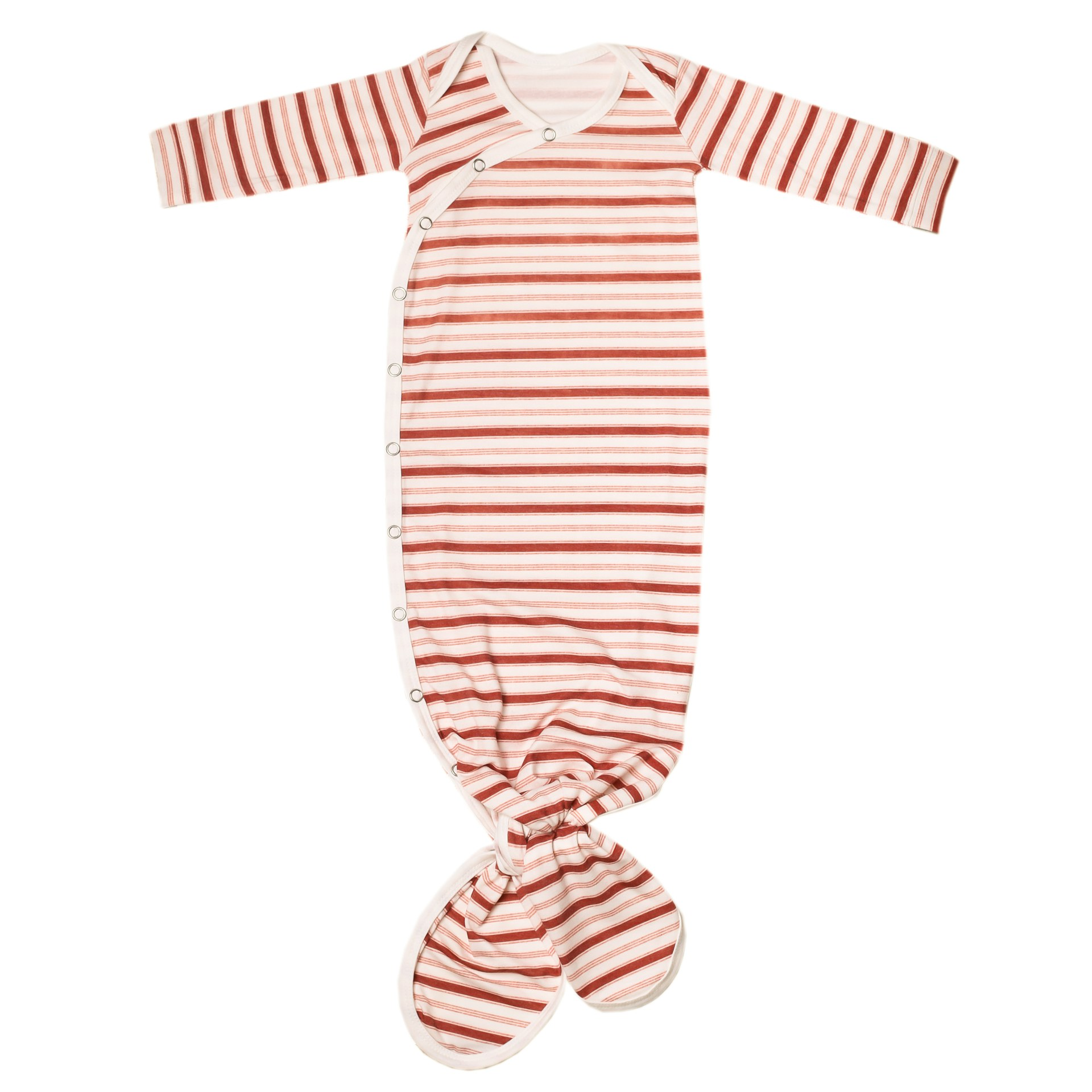 Baby Knotted Gown | Cinnamon