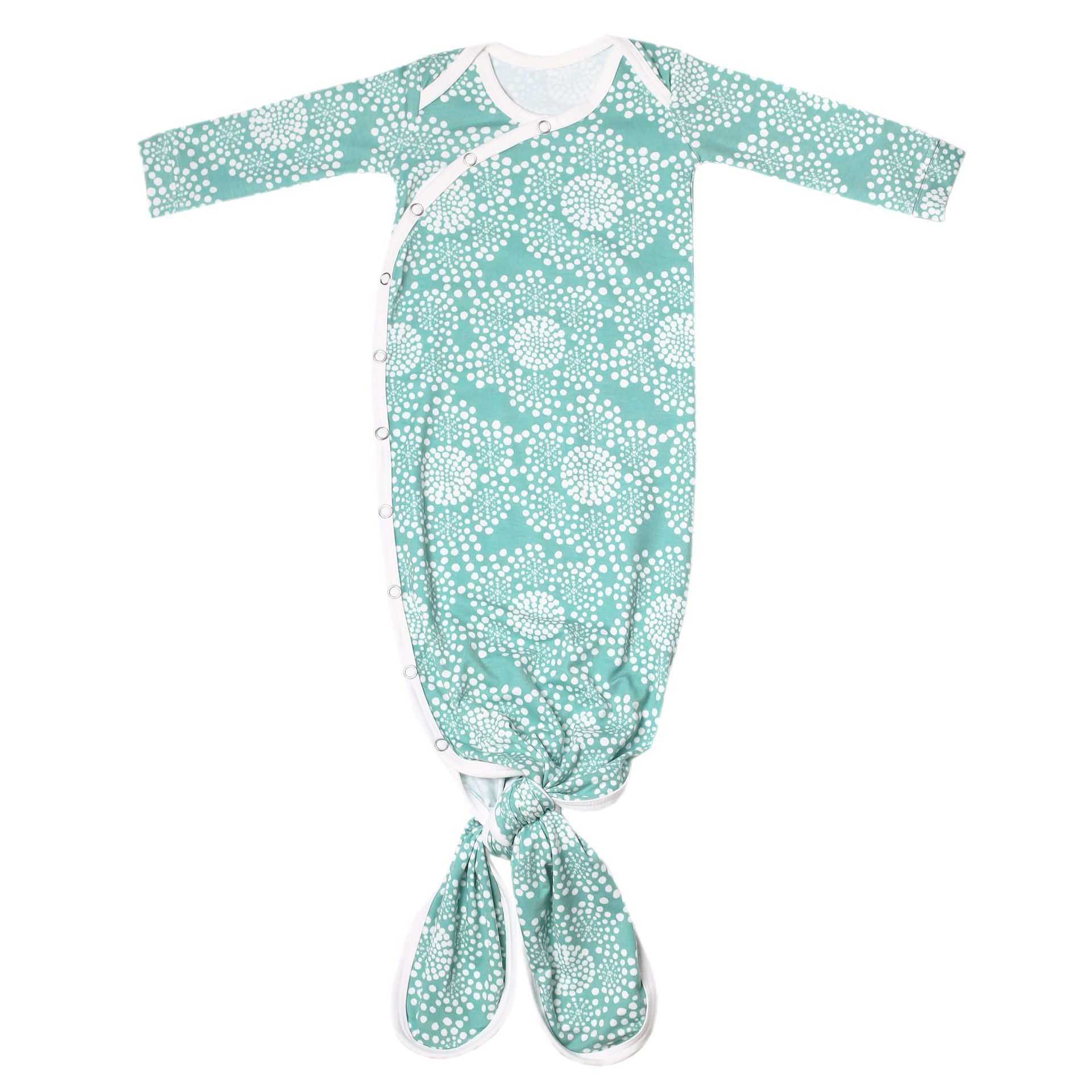 Baby Knotted Gown | Jane