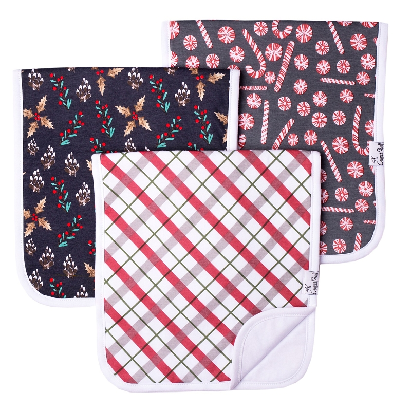 Burp Cloths 3 pk | Jolly