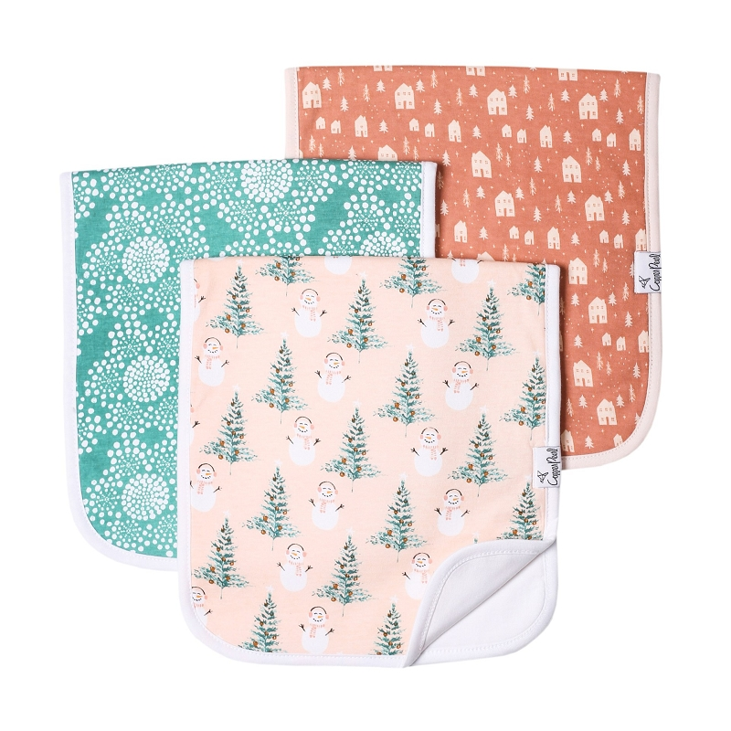 Burp Cloths 3 pk | Jane