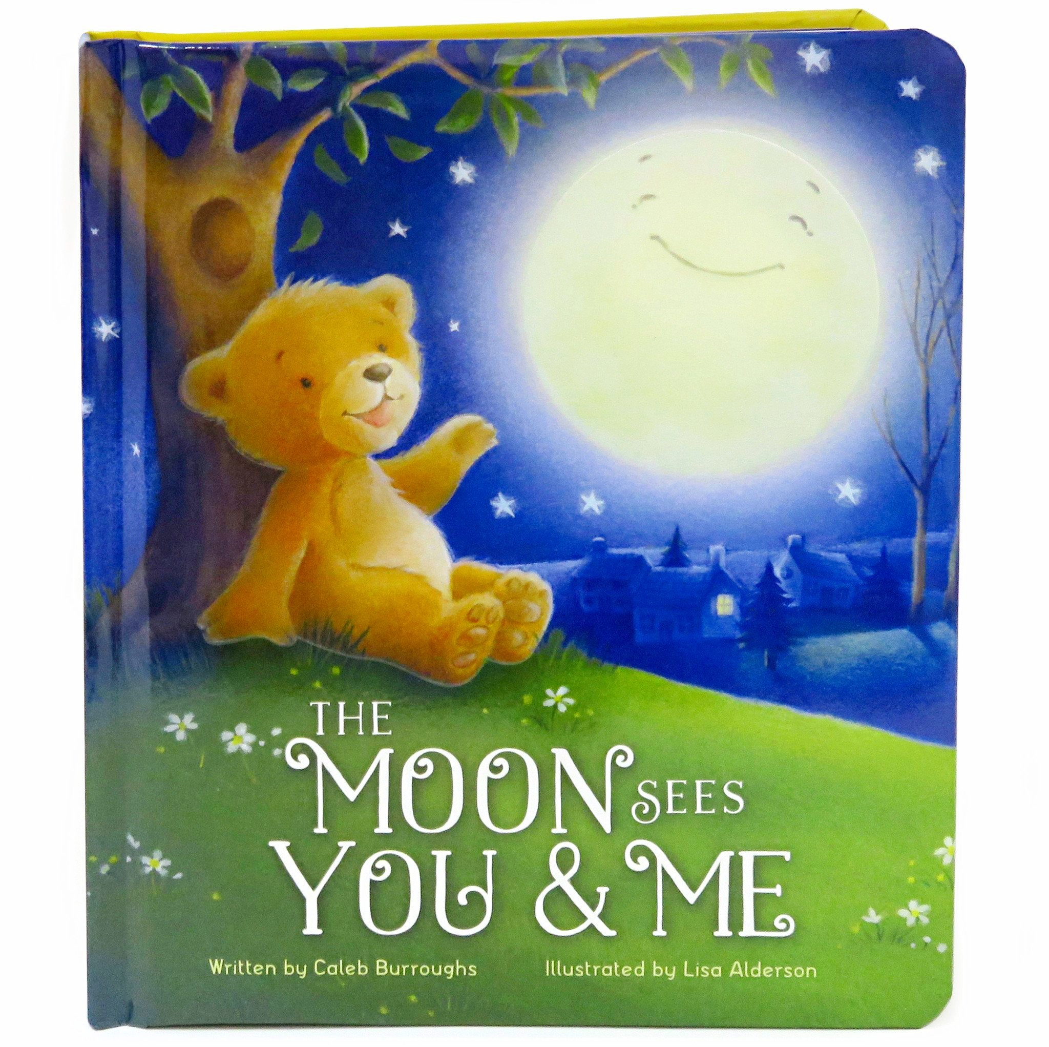 The Moon Sees You and Me book