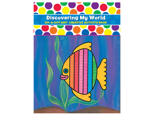 Dot Activity Book | Discovering My World