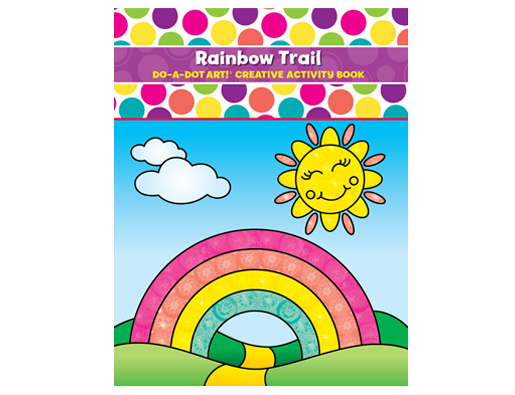 Dot Activity Book | Rainbow Trail