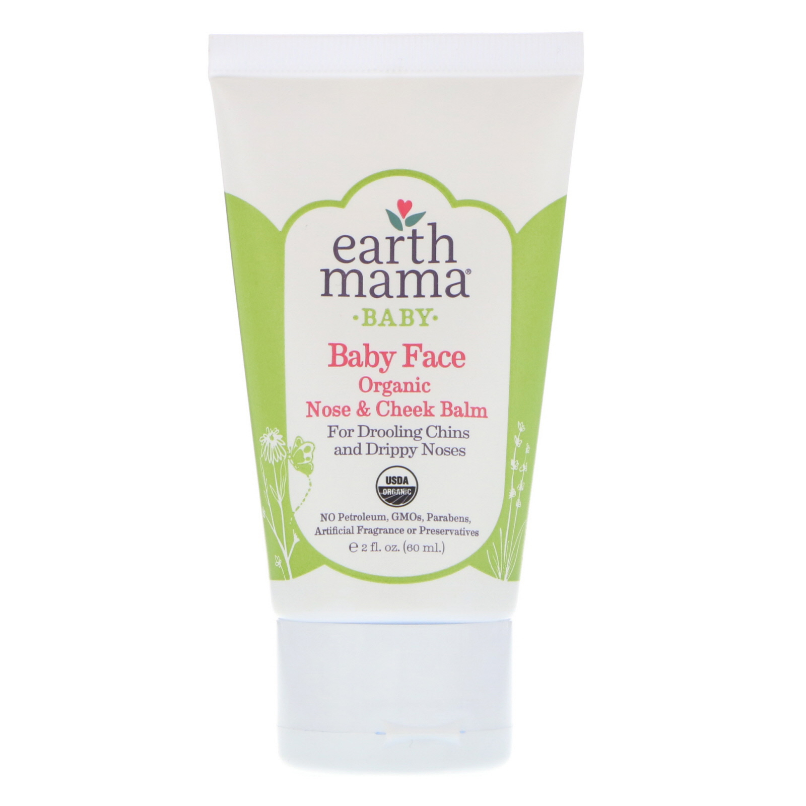Earth Mama Organic Baby Face | 2oz