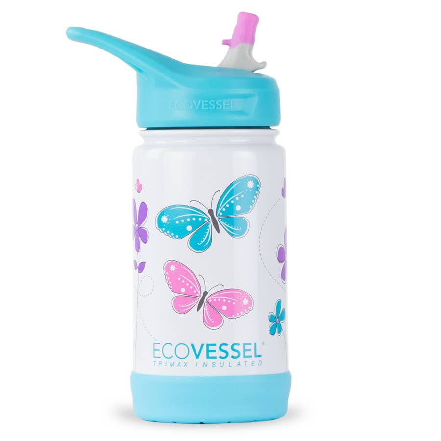 Frost Insulated Water Bottle | Butterfly