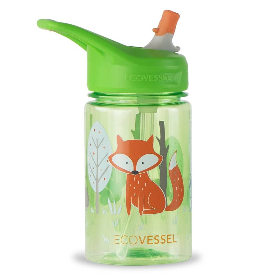 Splash Water Bottle | Fox