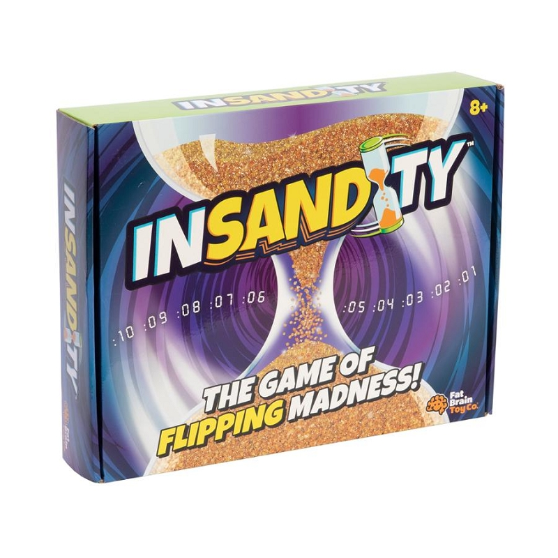 In-SAND-Ity