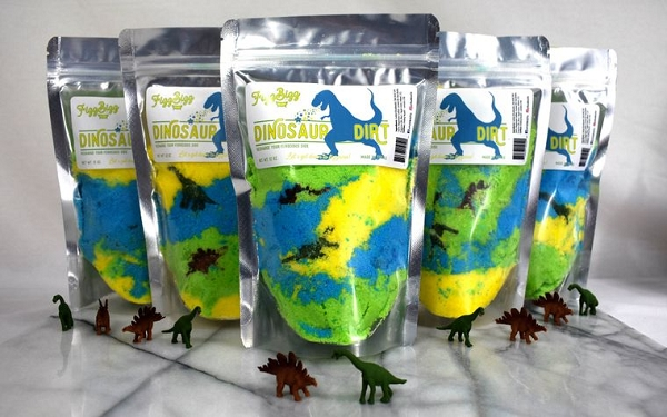 Kids Bath Salts | Dinosaur Dirt
