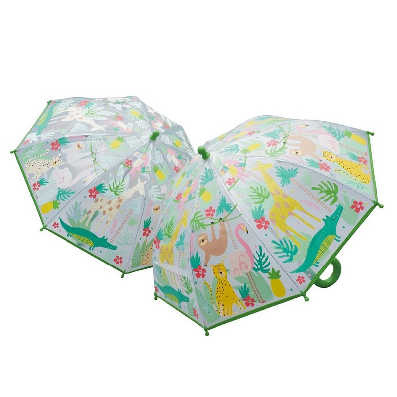 Color Changing Umbrella | Jungle