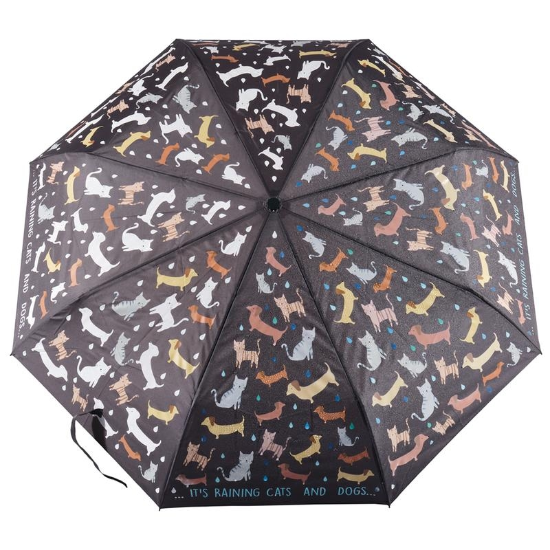 Color Changing Umbrella (Big Kid) | Cats & Dogs