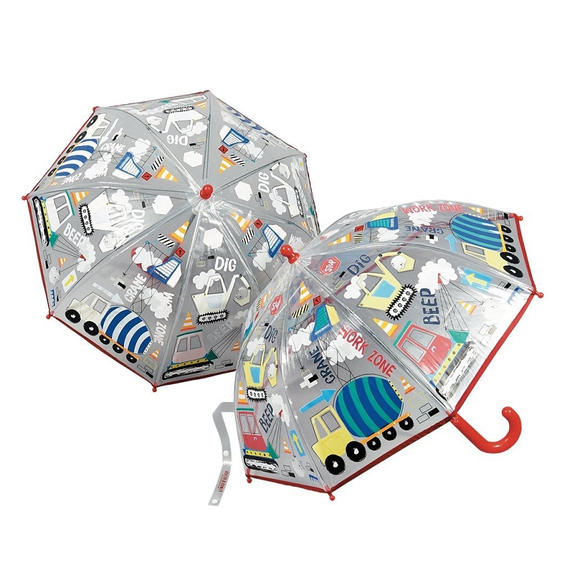 Color Changing Umbrella | Construction