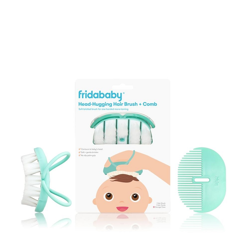 Fridababy Hair Brush + Comb