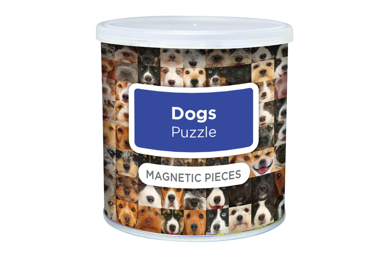 Magnetic Puzzle | Dogs