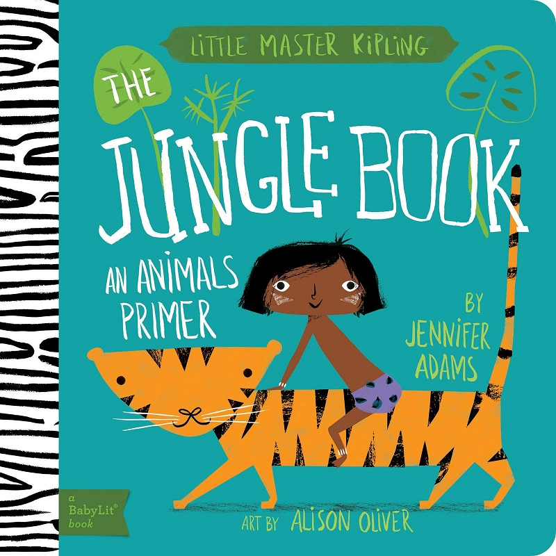Babylit: Jungle Book