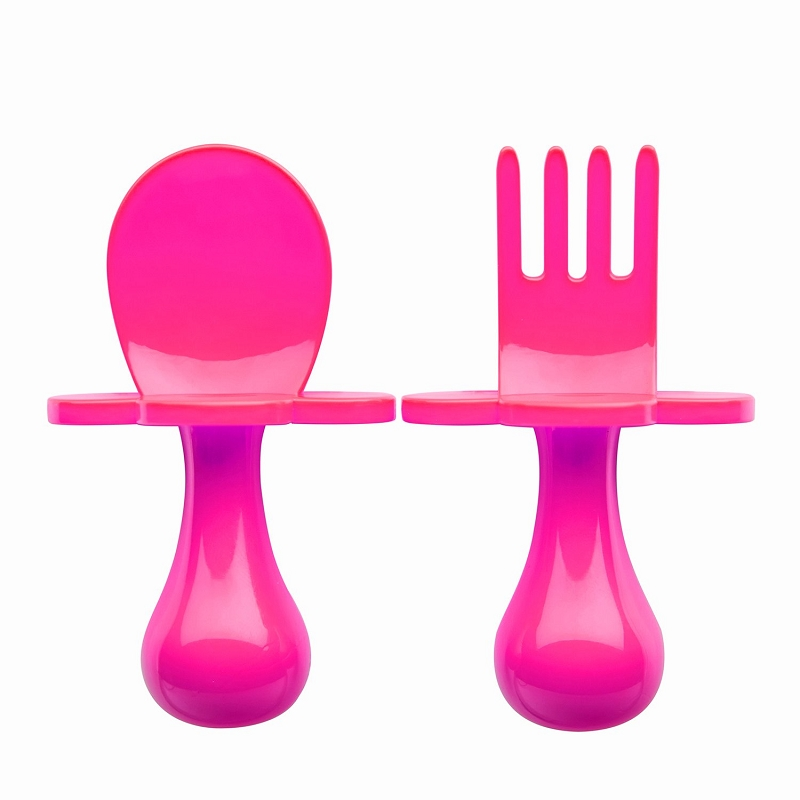 Grabease Utensil Set | Think Pink