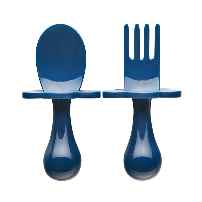 Grabease Utensil Set | You Drive Me Navy