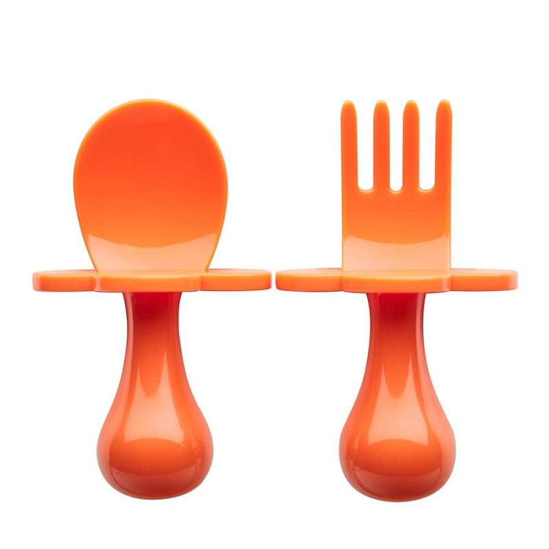 Grabease Utensil Set | Orange You Hungry