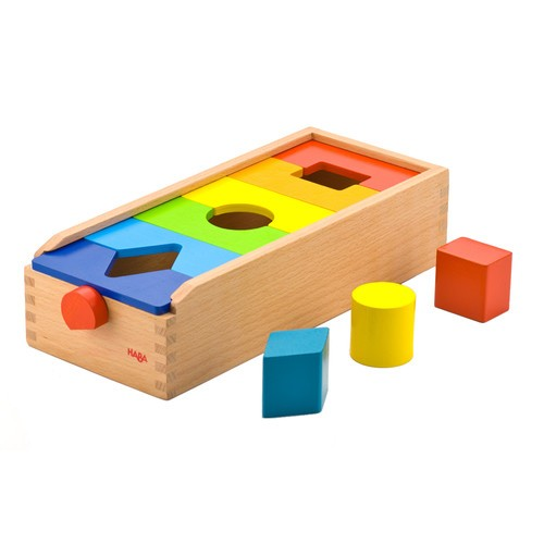Fit & Play Shape Sorter