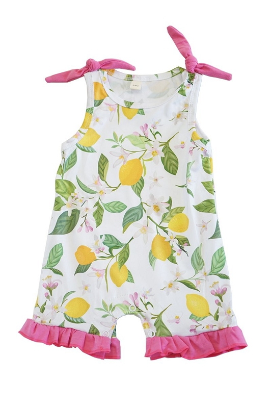 Lemon Tree Romper