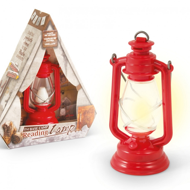 Reading Lamp | Red