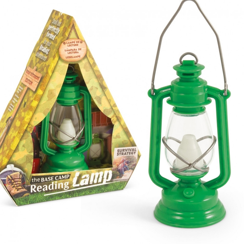 Reading Lamp | Green