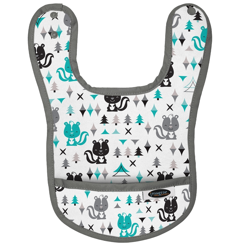 Waterproof Bib (PRINTS)