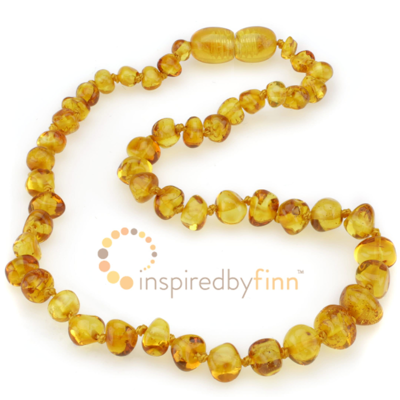 Amber Necklace | 10.5-11.5