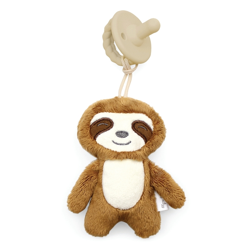 Sweetie Pal Pacifier + Lovey | Sloth