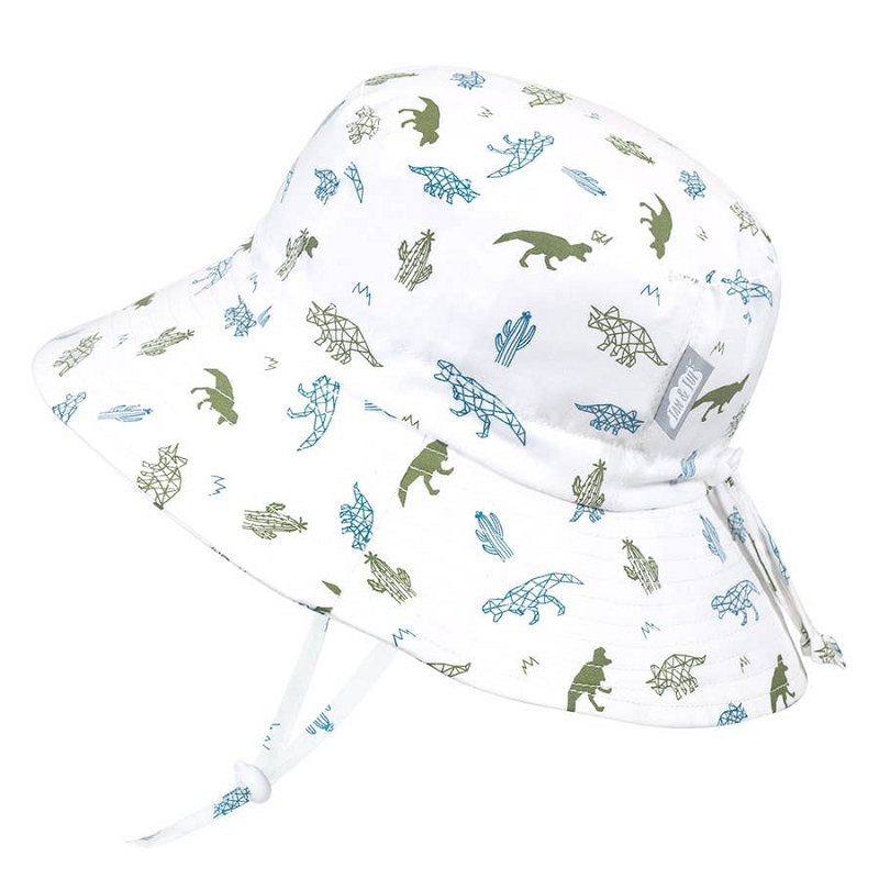 Cotton Bucket Hat | Dino