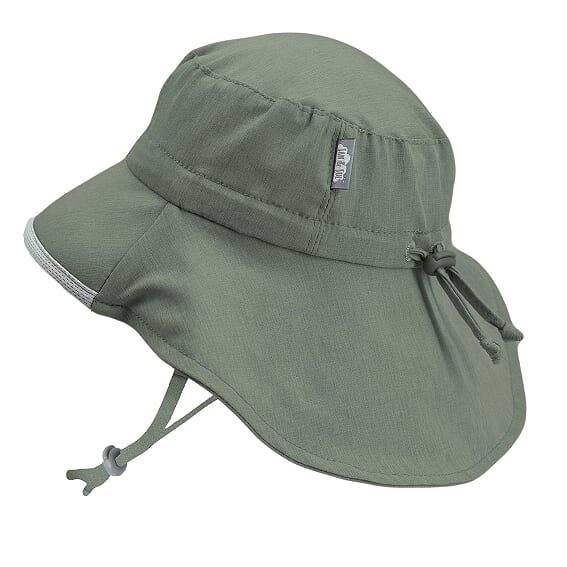 Aqua Dry Adventure Hat | Green
