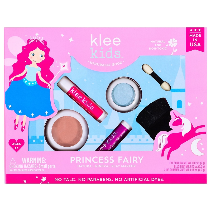 Klee Natural Makeup Kit | Princess Fairy